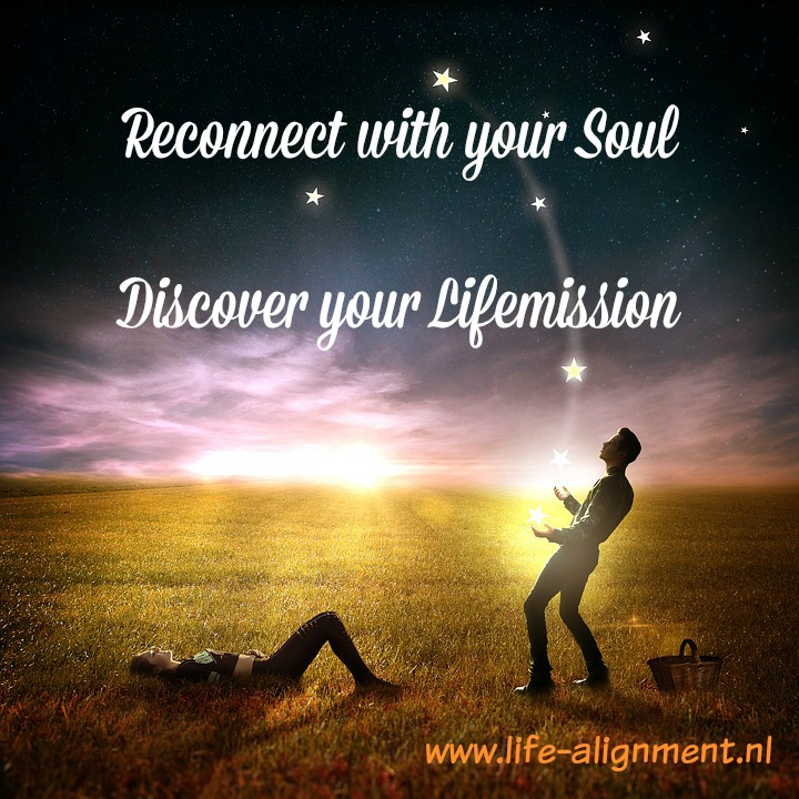 Reconnect with your soul